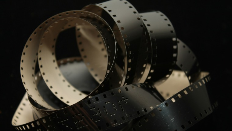 Filmrolle negativ